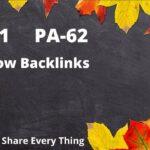 Get DoFollow Backlinks From DA-81 PA-62