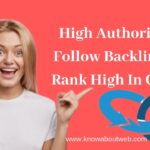 Get High Authority Backlinks To Rank In Google | Sites For High-Quality Backlinks