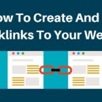 How to create and get backlinks to your website