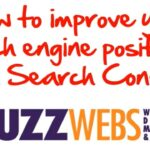 How to improve your search engine positioning with google search console