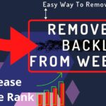 How to remove bad backlinks from website | Remove bad backlinks from website in hindi