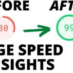 Improve Google Page Speed Insight Score to the 90s - Improve Site Load Time - Site Speed Accelerator