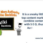 WikiLink Jacker Pro | How To Get Backlink | High PR Backlinks