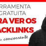 😁 Backlink Shitter: Uma ferramenta GRATUITA para ver os BACKLINKS do seu concorrente
