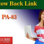 100% Free Dofollow Backlink 2020 High DA & PA | SEO | Search Engine Ranking