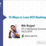 15 Ways to Lose Your SEO Rankings - Algorithmic Change & Response - Share16