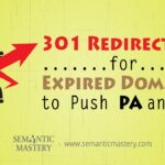 301 Redirection for Expired Domains to Push PA and DA