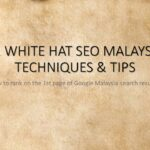 41 VYROX White Hat SEO Malaysia Techniques & Tips