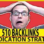 510 Backlinks For MASSIVE Google Traffic