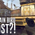 CS:GO - Boosted by a bird on de_train