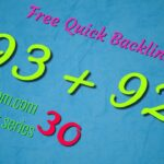 Free high DA backlinks: Ampleom backlink series 30
