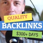 How To Build High Quality Backlinks For $300 + Days