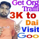 How To Increase Free Organic Traffic on Website Without Seo