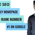 How to Create An SEO Friendly Homepage || That Ranks On Google ||