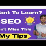 How to Learn SEO and Google Ranking factors at Home ,Watch If want to Learn SEO?