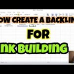 How to create a simple Backlink on a website for Link building | Off-Page SEO