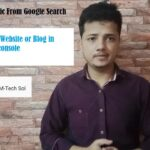 How to submit a blog website in google search console | mtechsol