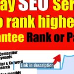 I will monthly SEO service to improve traffic and boost your rankings