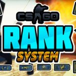 LE RANK SYSTEM CSGO ? EXPLICATION