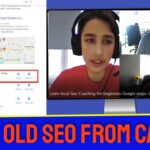 Learn local Seo Coaching for beginners Google maps 3 pack