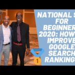 National SEO For Beginners 2020: How To Improve Google Search Rankings (Best National SEO Tips)