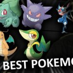 Ranking EVERY one of Ash's Pokemon!
