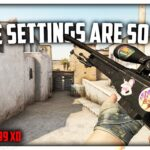 The Best CS:GO Settings 2019! (FPS, Config, Resolution)