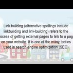What Is Backlink Building?