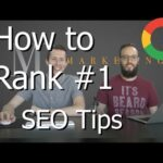 5 SEO Tips That Got Our Website to Rank Number 1