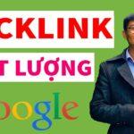 Backlink chất lượng là gì, cách tạo backlink cho website để SEO Website | Học SEO Miễn Phí