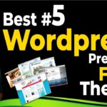 Best 5 Theme for Wordpress Blog | #Fastest, #AMP and #SEO friendly premium Free themes