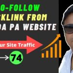 Do Follow Backlink From High DA PA Website in Hindi