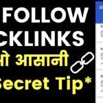 Do Follow Backlinks 100% High Authority Do Follow Backlinks   Guest Blogging Backlinks Rank in 2020