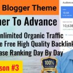 How To Create High-Quality BACKLINKS from GOOGLE SITES For Free UNLIMITED TRAFFIC (Off-Page SEO)