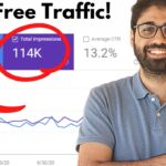 How To Get Free Traffic From Google (SEO Tutorial For Beginners)