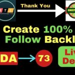 How to create Do follow Backlink For Free [in Hindi]