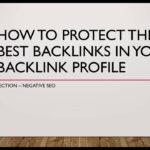 How to protect the best SEO backlinks in your backlink profile