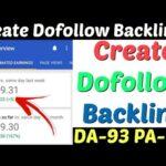 Instant Approval Dofollow Backlinks 2020 | DoFollow Backlinks | Make Backlinks | Create Backlinks |