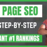 On Page SEO Wordpress Tutorial: How I Rank #1 Instantly on Google [2020]