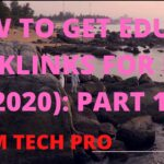 Part 1: How To Get Edu Backlinks|Free Edu Backlinks 2020|Backlinks SEO Tutorial 2020#MAMTECHPRO