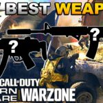 Ranking the Top Weapons In WARZONE w/Class Setups after the 1.23 Update | Modern Warfare BR Tips