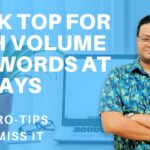 SEO Case Study: How to rank a website for high volume Keywords at 90 days - iNext Web and SEO