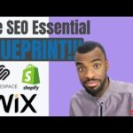 SEO Tips For Squarespace, Shopify and WIX | Essential SEO Tips