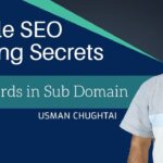 Tutorial - Google SEO Ranking Secrets || Keywords in Sub Domain