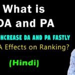 What is DA n PA in Hindi? Ranking SEO Factors I How to Increase Fastly DA n PA
