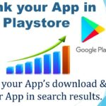 how to rank app in google play||how to increase app ranking in play store