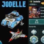 vs Jodelle | Rank- 25 | Full Gold Boost