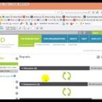 Backlink Profile website PR cao
