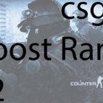 CSGO BOOST RANK #2
