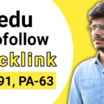 Dofollow Backlinks from .edu website | Free Backlink from High DA PA Website | Off Page SEO 2020